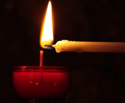 Easter Vigil: A Testimony